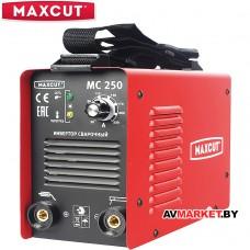 Инвертор сварочный MAXCUT MC250 65300250