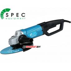 Двуручная углошлифмашина SPEC SAG2523S