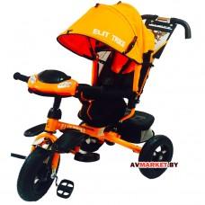 Велосипед детский трёхколёсный ELIT TRIKE/ ET-01