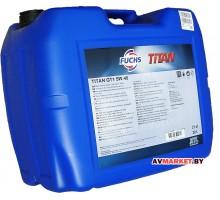 Масло TITAN GT1 5W-40 20л SN LL-04 505.01 моторное синтетика Германия