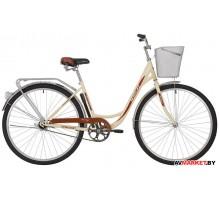 Велосипед Foxx 28 Vintage 18  женский цвет бежевый  28SHU.VINTAGE.BE9 Россия
