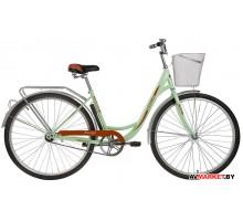 Велосипед Foxx 28 Vintage 18  женский цвет зелёный  28SHU.VINTAGE.GN9 Россия