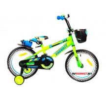 Велосипед дет двухкол FAVORIT мод SPORT SPT-14GN зел Китай