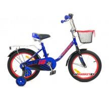 Велосипед дет двухкол FAVORIT мод NEO NEO-16BL син Китай