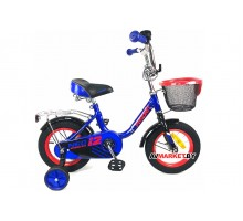 Велосипед дет двухкол FAVORIT мод NEO NEO-12BL син Китай