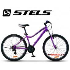 Велосипед 26-17 STELS Miss-5000 V Россия (фиолетовый)