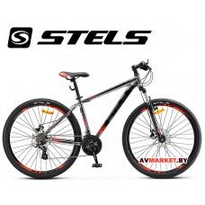 Велосипед 29-17,5 STELS NAVIGATOR 500 MD Россия (хром)