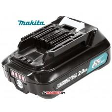 Аккумулятор MAKITA BL 1021 B 12.0 В, 2.0 А/ч, Li-Ion 197396-9 Китай