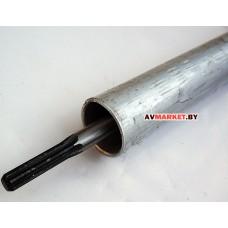 Вал в сборе 26мм+D8/7T для мотокосы LIDER BC415 Китай 430-62