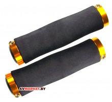 Грипсы (ручка на руль) HW 145210 L-135 черно 3220