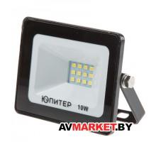 Прожектор светодиодный 10Вт 6500K IP64  ЮПИТЕР арт.JP1201-10 Китай