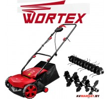 Аэратор/скарификатор WORTEX AE 3212 S AE3212S0003