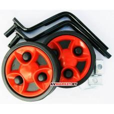 Колеса подст. вело боковые пластм. приставные универсальные 12-20 Китай