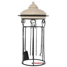 Стойка-подставка под крышку для тандыров Сармат, Викинг, Аладдин Mini, Античный, Атаман, Скиф, Даста