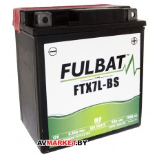 Аккумулятор FULBAT MF FTX7L-BS AGM 113*70*130 6Ач -/+ 550620 Китай