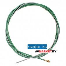 Канал подачи проволоки ф 0.8-1.0 мм для горелки 3 м SOLARIS WA-3480 Китай