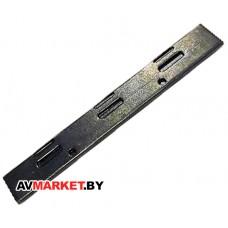 Пластина держателя ножа PL2007, 2008, 2009 (рубанок WORTEX) Китай KPPL0703-50