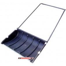 Движок для снега пластмассовый 610*410ДМ 100308