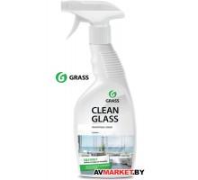 """Очиститель стекл GraSS """"Clean glass"""" 600мл 130600 Россия"""
