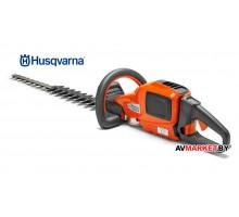 Husqvarna 536 LiHD70X 70см с1 АКБ и зарядкой