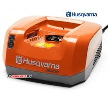 Husqvarna заря. устройс. QC330 (220 B/330 ВТ)