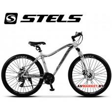 Велосипед 27,5 STELS Miss - 6100 MD Россия (бело-матовый)