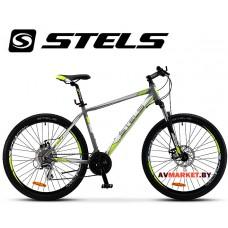 Велосипед 27.5 STELS NAVIGATOR 650 MD Россия (серо-желтый)