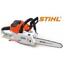 Пила аккумуляторная Stihl MSA 160 C-BQ 1/4'' P P 12500115800