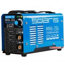 Инвертор сварочный SOLARIS MMA-206 Китай