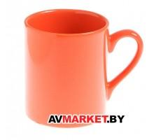 Кружка керамическая 210 мил, серия Текирдаг, оранжевая PERFECTO LINEA Турция