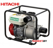 Мотопомпа (насос цетробежный) Hitachi A160EA с бенз. двиг. Honda GX160 для перекач. чист. воды Яония