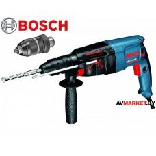 Перфоратор BOSCH GBH 2-26  DFR в чем  арт 0611254768 Германия