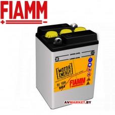 АКБ FIAMM 10Ah  moto  (90*82*160)