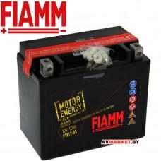 АКБ FIAMM 10Ah (FTX12-BS) moto gel (150*87*130) 7904488