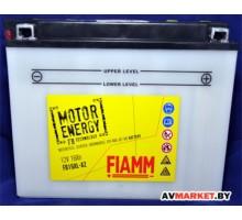 АКБ FIAMM 16Ah (FB16AL-A2) moto сух. (205*70*162)