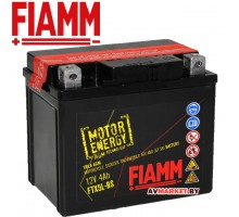 АКБ FIAMM12V- 4Ah (FTX5L-BS) moto gel (113*70*105)