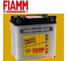АКБ FIAMM 5Ah (12N5-3B) moto сух (120*60*130)