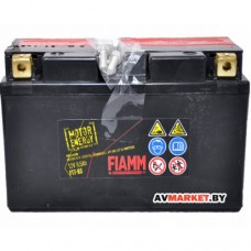 АКБ FIAMM 6.5Ah (FT7-BS) moto gel (150*65*93)