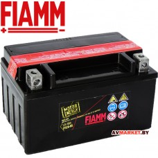 АКБ FIAMM 6.5Ah (FTX7A-BS) moto D New-Storm oth 4 Blacblac gel (150*87*93) 7904479 Италия