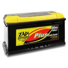 АКБ ZAP 60038 евр 100Ah 760A (350*175*190)