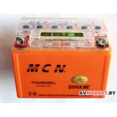 Аккумулятор YTX9-BC 9AH(Gel) с тестом (China)