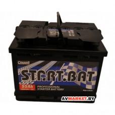 Аккумулятор Стартбат 6СТ-55NR е (55а/ч)