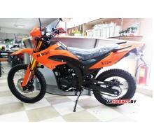 Мотоцикл M1NSK X250 (Оранжевый) 4810310003372