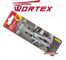 Пилка лобзика по металлу T218A  2шт. WORTEX WJT218AA211