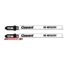 Пилка лобзика по металлу T218А 2шт. GEPARD GP0612-03 Китай