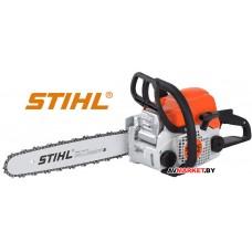 Бензопила STIHL MS 180 1,5кВт/2,0л.с(шина и цепь 35см защ. кож.) Китай 11300123042