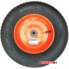 Колесо надувн. 4,00-8 (1 кол.подшип, ф35*12 мм для оси 12*100мм WB-P207 Китай