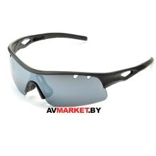 Очки солнцезащитные 2K S-14012-C черный матовый 5931 Тайвань