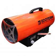 Нагреватель воздуха газ.Ecoterm GHD-15T прям. 15 кВт термостат переносной GHD-15T