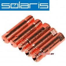 Трубка контактная 0,8 мм M6*25мм E-Cu SOLARIS WA-3475 Китай